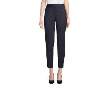 LAFAYETTE 148 || perry black cropped trousers 6